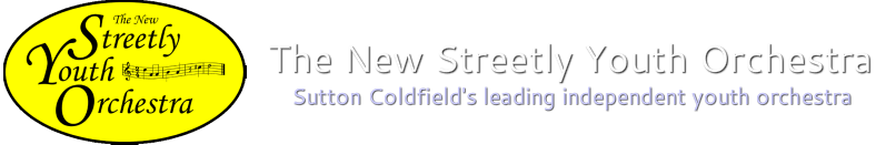 The New Streetly Youth Orchestra - Sutton Coldfield